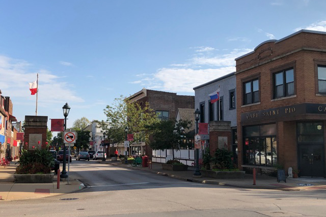 Our Road Trips: The New Cedar Rapids
